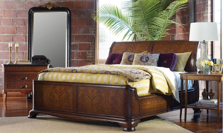 Jonathan Charles Bedroom Furniture
