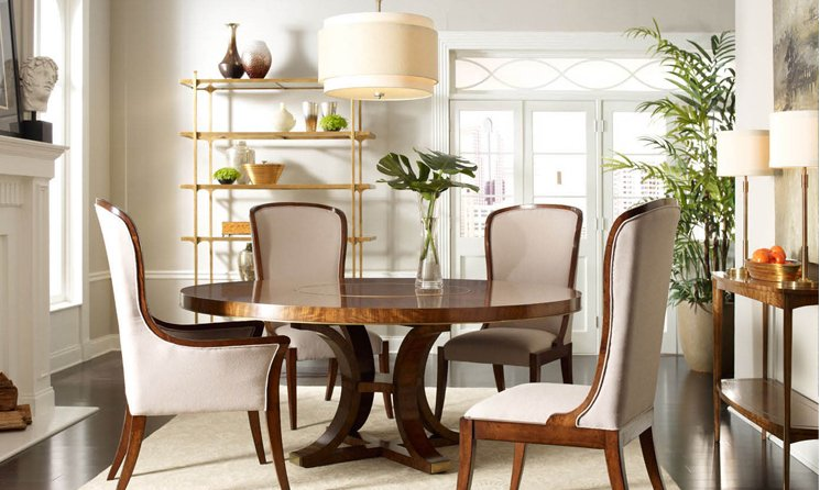 Jonathan Charles Dining Room Furniture