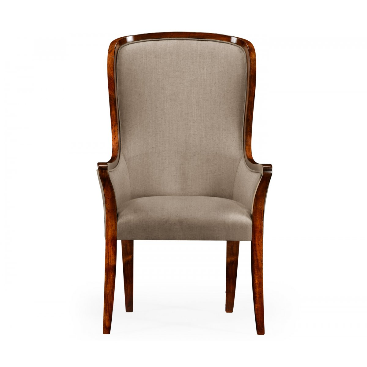 High Back Dining Chairs Upholstered 10