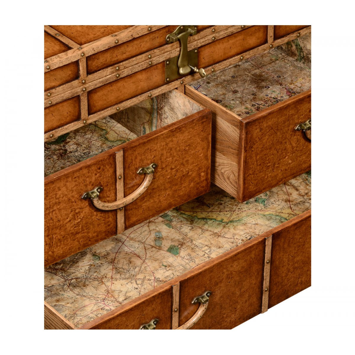 travel trunk large chest of drawers swanky interiors