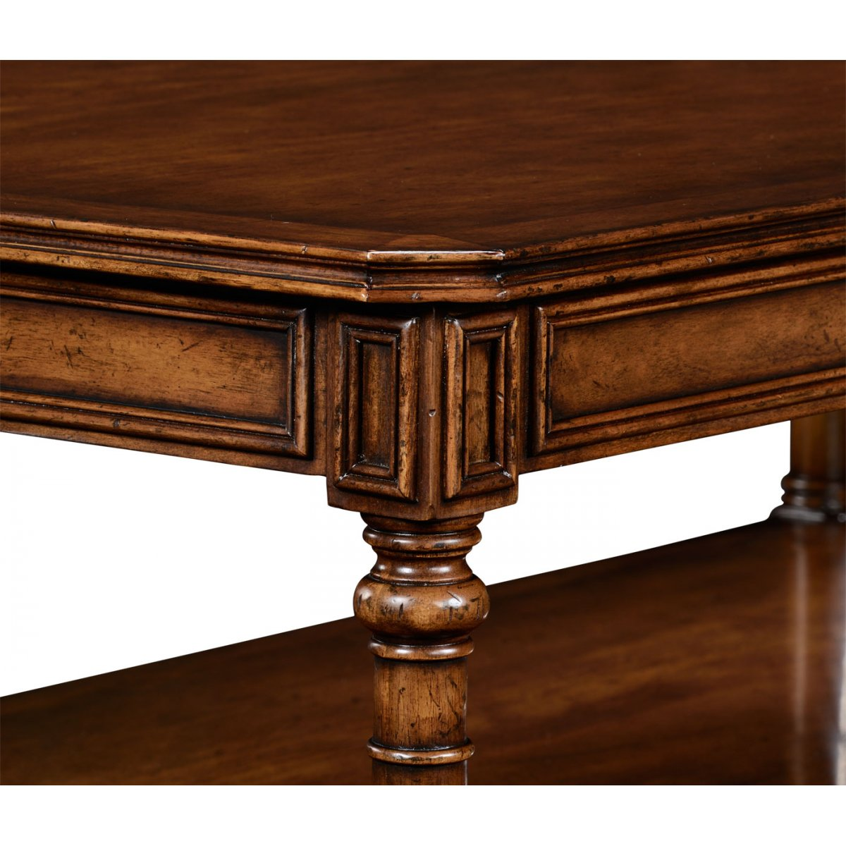 Walnut Oval Coffee Table Uk: Buy Walnut Coffee Table With Shelf