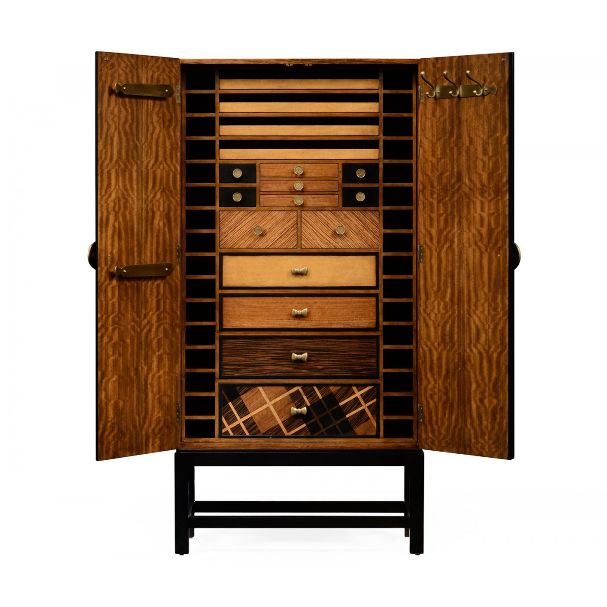 Tartan Haberdashery Cabinet Chest Swanky Interiors