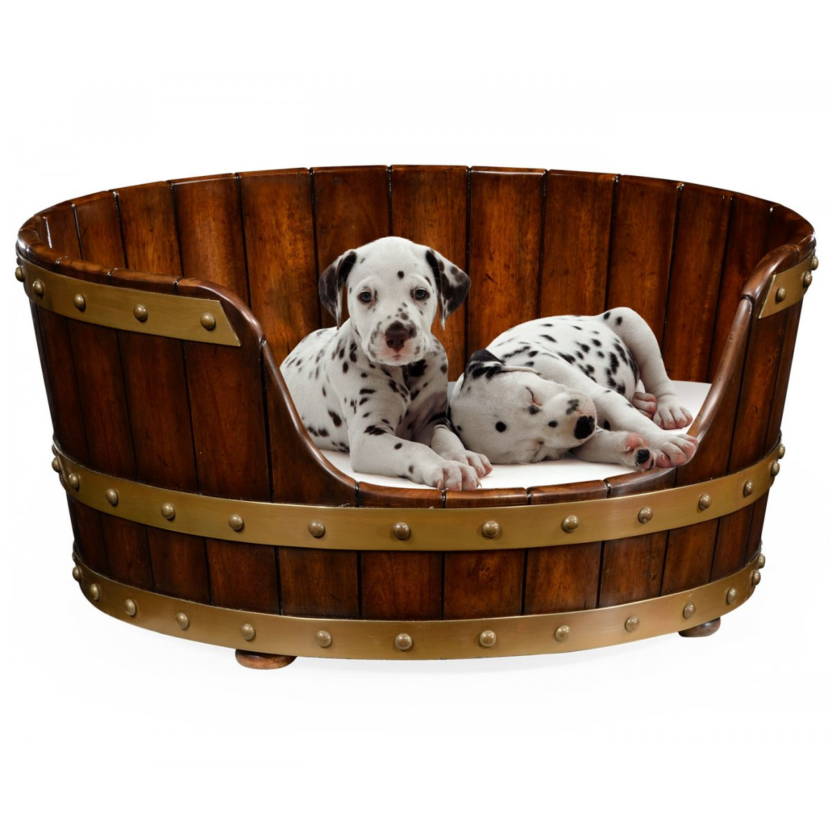 Luxury dog bed small size 25 39 39 swanky interiors - Designer pet beds small dogs ...