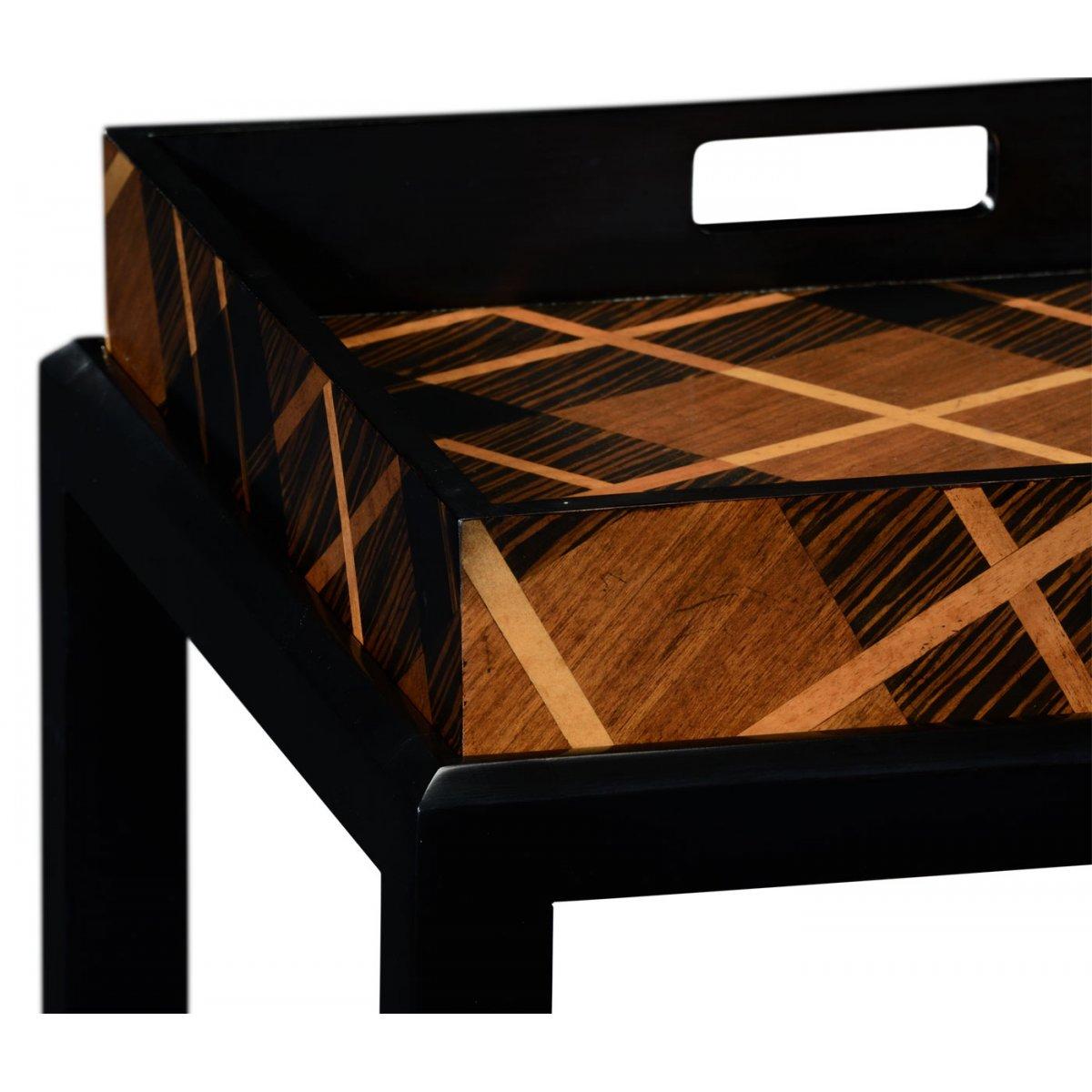tray tables tartan butler trays swanky interiors alexander julian furniture tray tables tartan butler trays