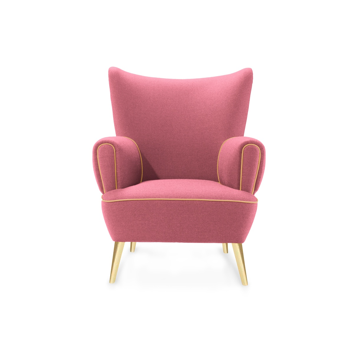 Wingback Chair | Accent Chair | Garland | Swanky Interiors