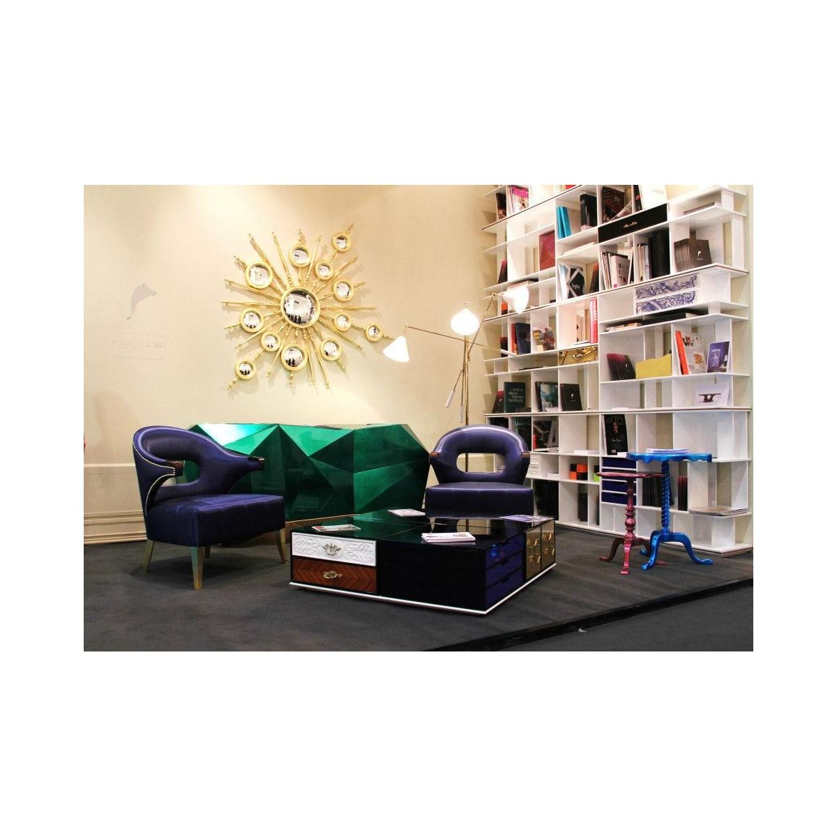 Buy Luxury Sideboard   Diamond Sideboard   Swanky Interiors