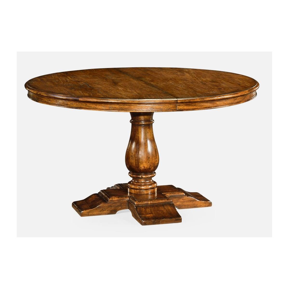 Walnut Round Extending Dining Table Swanky Interiors : 1480542360 93984500 from www.swankyinteriors.co.uk size 1200 x 1200 jpeg 69kB
