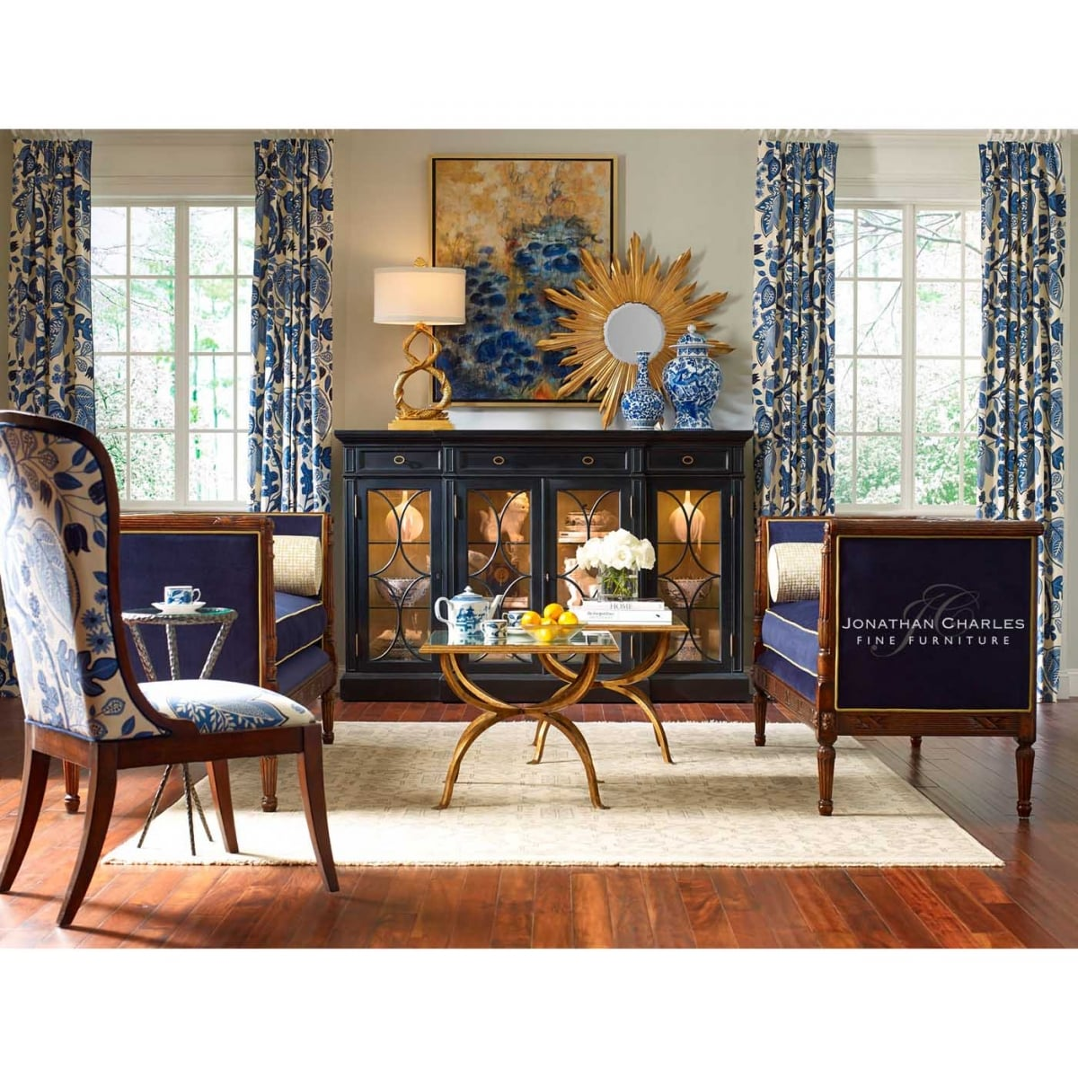 high back upholstered dining room chairs | High Back Upholstered Dining Chair | Swanky Interiors