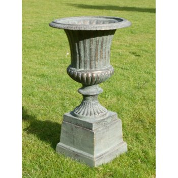 Garden Planter Urn with Base