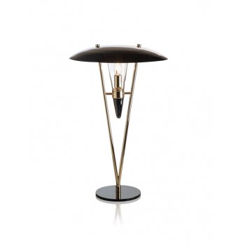 Villa Lumi Lighting Retro Table Lamp Freeman