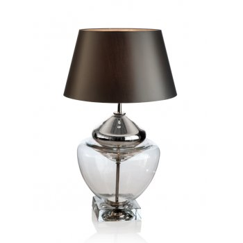 Villa Lumi Lighting Glass Table Lamp Lisbon to Chicago