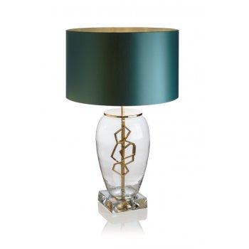 Villa Lumi Lighting Glass Table Lamp Lisbon to Ankara