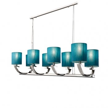 Villa Lumi Lighting Shaded Ceiling Light Bar Miller