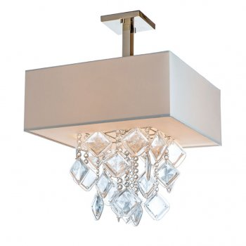 Villa Lumi Lighting Shaded Ceiling Pendant Baker