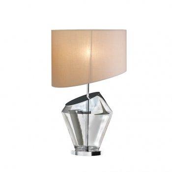 Villa Lumi Lighting Glass Table Lamp Ella A