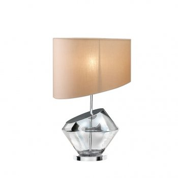 Villa Lumi Lighting Glass Table Lamp Ella C