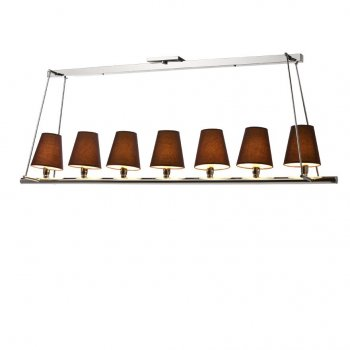 Villa Lumi Lighting Shaded Ceiling Light Bar Holiday