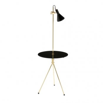 Villa Lumi Lighting Designer Floor Lamp King Cole
