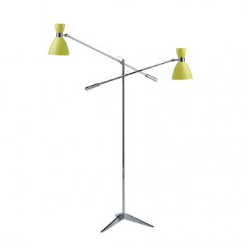 Villa Lumi Lighting Tall Adjustable Floor Lamp Charlie