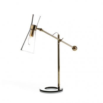 Villa Lumi Lighting Adjustable Task Lamp Peggy