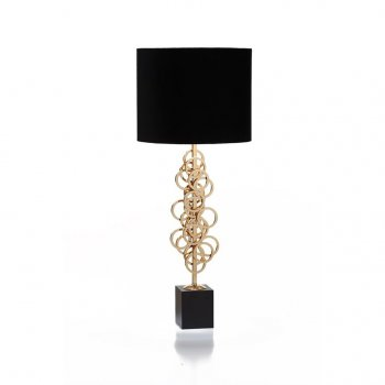 Villa Lumi Lighting Designer Table Lamp Genova