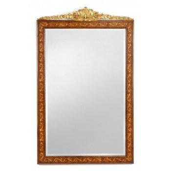 Jonathan Charles Furniture French Gilded Rectangular Mirror
