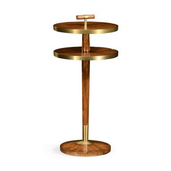 Jonathan Charles Furniture Small Round Drinks Table