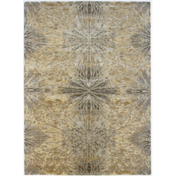 KAVI, Jaipur Rugs Contemporary Designer Rug Chaos Theory Thea, Antique White & Ashwood