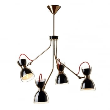 Villa Lumi Lighting Adjustable Ceiling Light Oliva