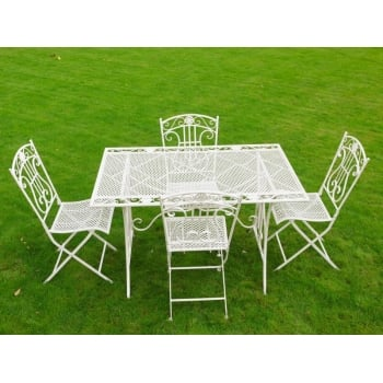 4 Seater Garden Dining Set
