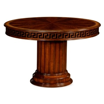 Jonathan Charles Furniture Small Round Dining Table 120cm