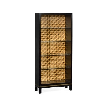 Jonathan Charles Furniture Designer 3D Display Cabinet Bookcase