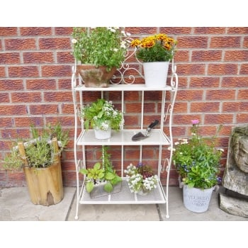 Plant Theatre / Metal Plant Stand