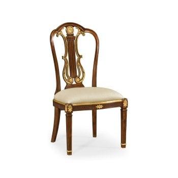 Jonathan Charles Furniture Regency Mahogany Dining Chair