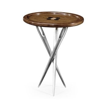 Jonathan Charles Furniture Designer Small Side Table Cute as a Button