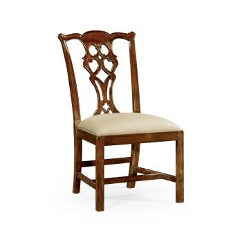 Jonathan Charles Furniture Chippendale Mahogany Dining Chair