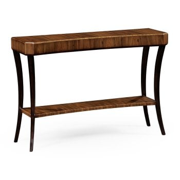 Jonathan Charles Furniture Art Deco High Lustre Console Table