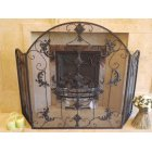 Fire Guard/Fire Screen, Iron