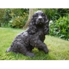 Cocker Spaniel Ornament/Dog Statue