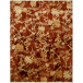Jenny Jones Rugs Contemporary Designer Rug Luxe Forest, Wool & Silk