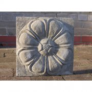 Hand Carved Stone Decorative Wall Plaque