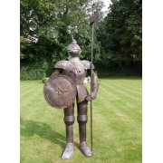 Decorative Full Suit of Armour, Large