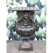 Large Planter Urn Bronze Finish