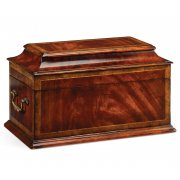 Jonathan Charles Furniture Mahogany Jewellery Box