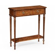 Jonathan Charles Furniture Small Narrow Console Table