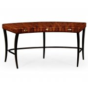 Jonathan Charles Furniture Art Deco Dressing Table, Writing Desk