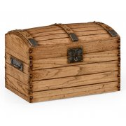 Jonathan Charles Furniture Small Oak Trunk Box