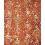 Jenny Jones Rugs Designer Rug Chateau Spice, Wool & Silk
