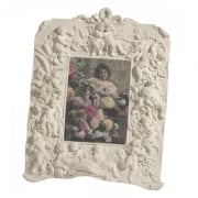 Photo Frame/Baroque Photo Frame, Cream