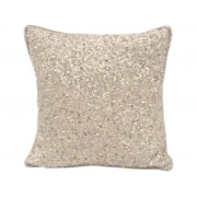 Gold Sequin Cushion / Designer Cushion